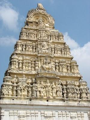 Melukote Gopuram
