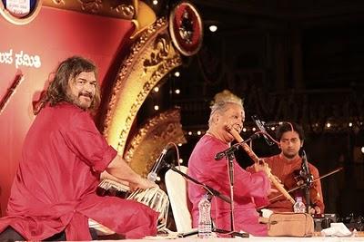 Mysore Dasara - Music Concert, Pandit Hariprasad Chaurasia