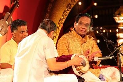 Mysore Dasara - Music Concert, Vidwan Balamuralikrishna